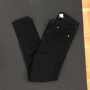 H&M ankle low rise skinny jeans size 2